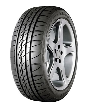 Firestone SZ90  DOT1010 245/40 R17 91Y