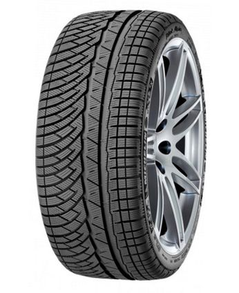 Michelin PILOT ALPIN PA4 GRNX  DOT0616 235/40 R18 95W