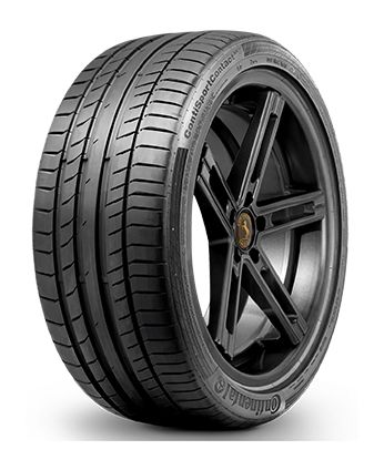 Continental CONTISPORTCONTACT 5P  DOT4517, FR, MO 225/45 R18 95Y