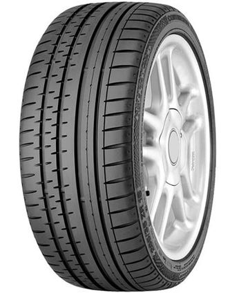 CONTINENTAL SportContact 6 ContiSilent AO FR ZR XL 285/30 R22 101Y