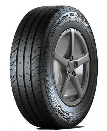 Continental CONTIVANCONTACT 200  DOT3914 195/75 R16C 107/105R