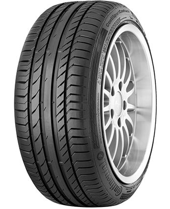 CONTINENTAL ContiSportContact 5 SSR FR (DOT17) 225/40 R19 89Y