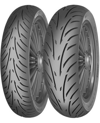 Mitas TOURING FORCE-SC F/R 100/90 -14 57P