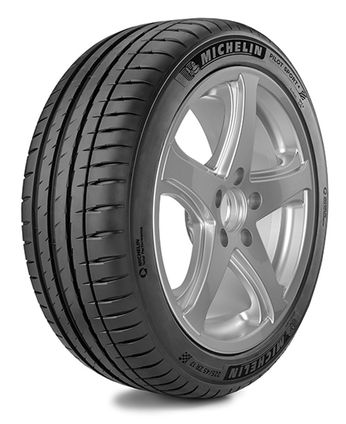 MICHELIN Pilot Sport 4 ZR N0 XL (DOT17) 295/40 R19 108Y