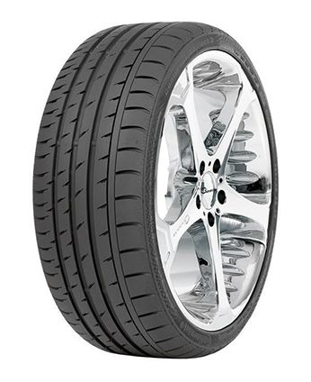 Continental ContiSportContact 3 N0 DOT0112 285/40 R19 103Y